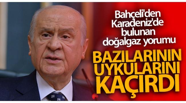 Son dakika: MHP lideri Devlet Bahçeli: Milli kazanımlara üzülüp kayıplara sevinen güruhun Türkiye sevgileri buharlaşmıştır.