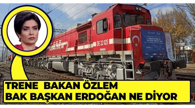 BaşkanRecep Tayyip Erdoğan'ın bahsettiği muhalif medyanın tren yalancıları! CHP ve HDP yandaşları özür dileyecek mi?.