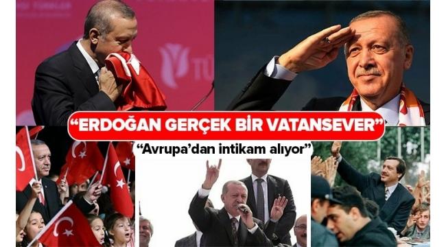 Hrisostomos'dan BaşkanRecep Tayyip Erdoğan'a övgü dolu sözler: Avrupa'dan bugün intikam alan gerçek bir vatansever