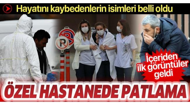 Son dakika haberler: Gaziantep'te özel hastanede patlamada! İşte patlamadan ilk görüntüler,8 hasta yaşamını yitirdi..