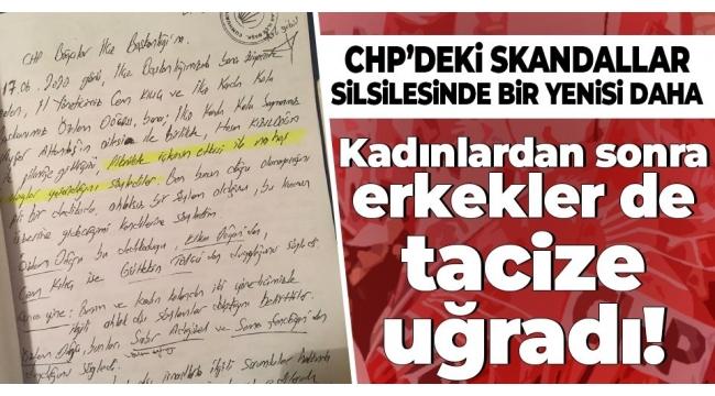 Kılıçdaroğlu'nun sesi çıkmıyor! Biz hatırlatalım: İşteCHP'de üzeri örtülmeye çalışılan taciz ve tecavüz vakaları