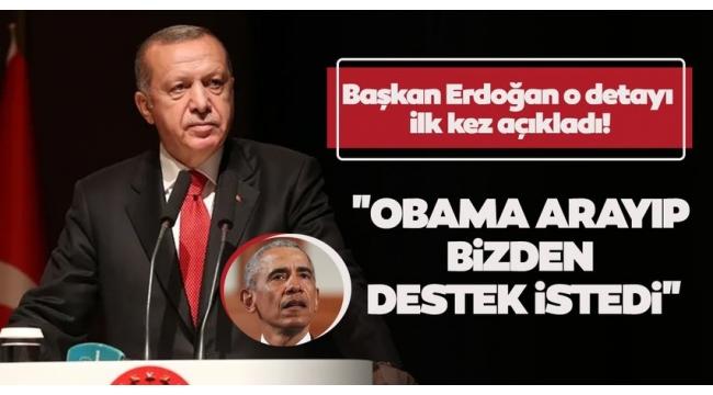 Başkan Erdoğan'dan 'Göç: Önümüzdeki Yirmi Yılın Projeksiyonu ve Ötesi' programında önemli açıklamalar