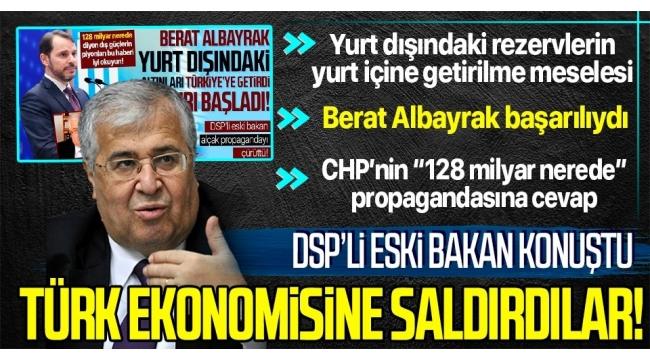 Türkiye'nin kaybolan rezervi yok