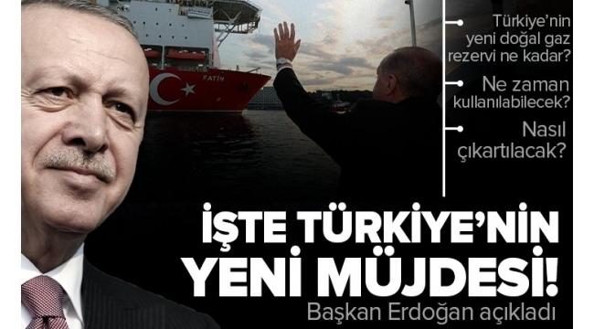 Son dakika haberi: Tarihi an! Cumhurbaşkanı Erdoğan müjdeyi açıkladı