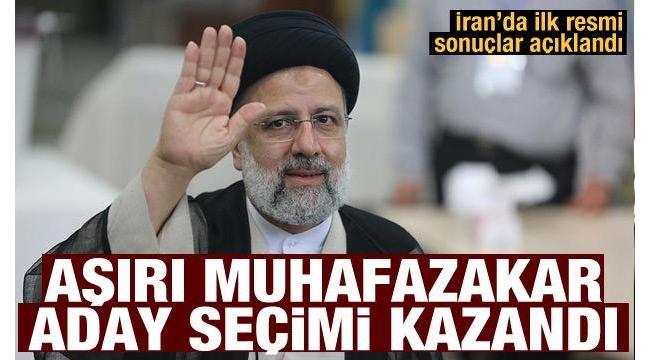 SON DAKİKA:İbrahim Reisikimdir?İran'da resmi olmayan sonuçlara göre İbrahim Reisi 8. Cumhurbaşkanı seçildi