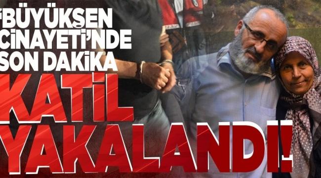 Son dakika: Müge Anlı'da gündeme gelen 'Büyükşen çifti' cinayetinde katil 'Hamidullah A.' yakalandı!